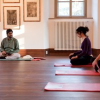 Jóga Ashwani Bhanottal / yoga with Aswani Bhanot